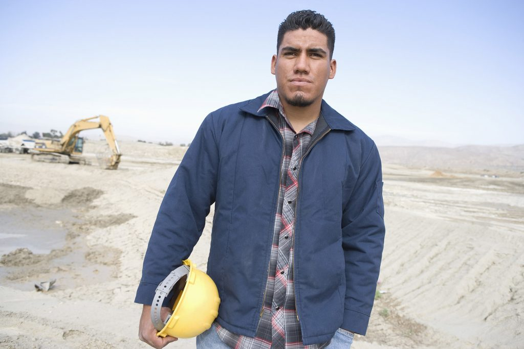 "Man Wondering, ""What Are My Rights If I'm Injured on the Job in California?"""
